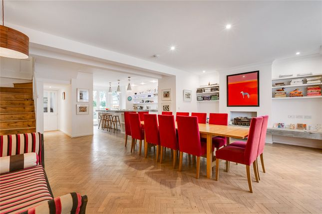 Thumbnail Semi-detached house to rent in Gauden Road, London