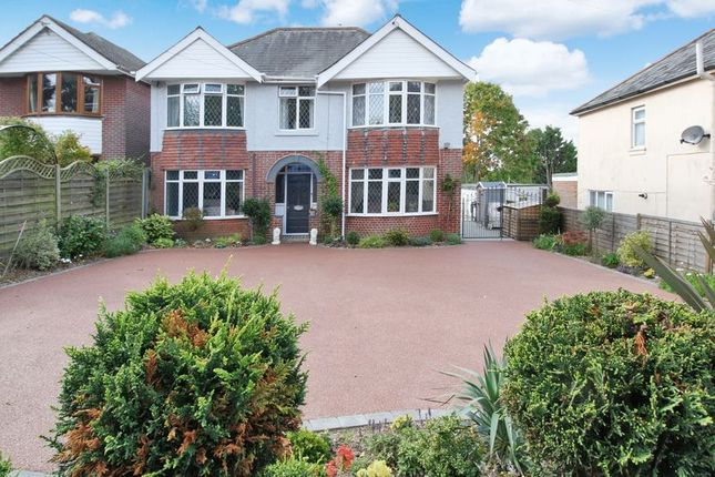 Thumbnail Detached house for sale in Kanes Hill, Southampton