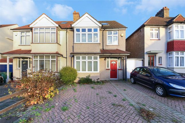 Thumbnail Semi-detached house for sale in Plough Lane, Wallington