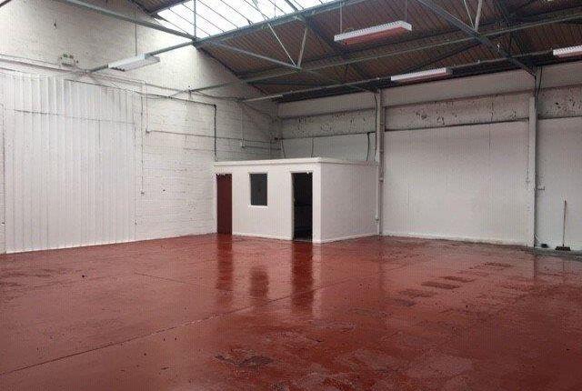 Thumbnail Warehouse to let in Ramsheid Way, Ashington