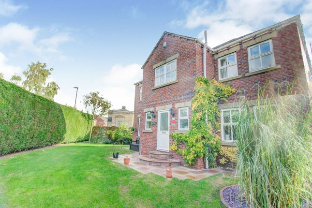 Front Garden of Great North Road, Byram, Knottingley WF11