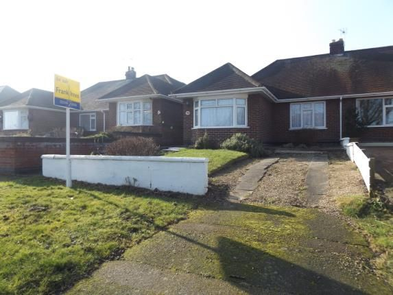 Thumbnail Bungalow for sale in Hazel Road, Loughborough, Leicestershire