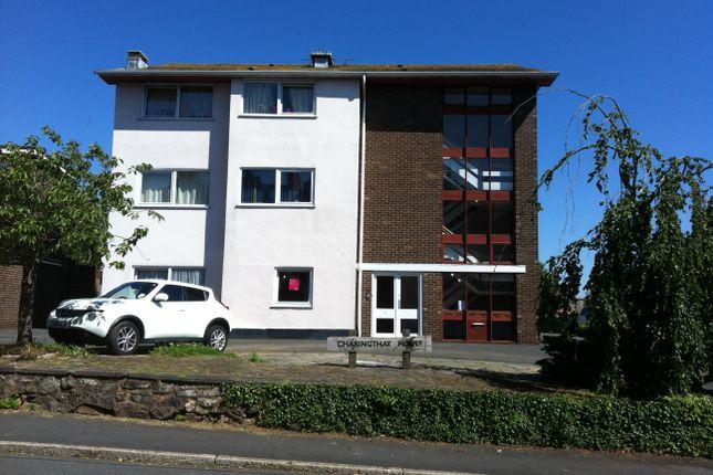 Thumbnail Flat to rent in Sylvan Road, Exeter