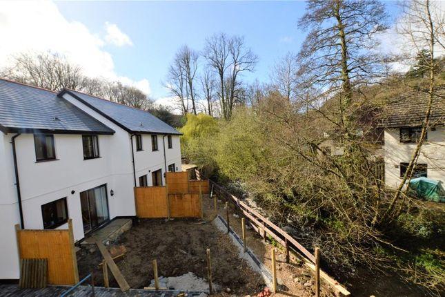 Thumbnail Terraced house for sale in Castle Road, Okehampton, Devon