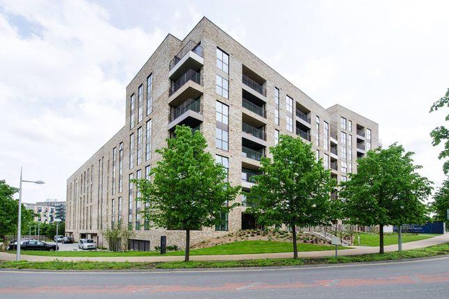 Thumbnail Flat to rent in Bodiam Court, Royal Waterside, Park Royal, London