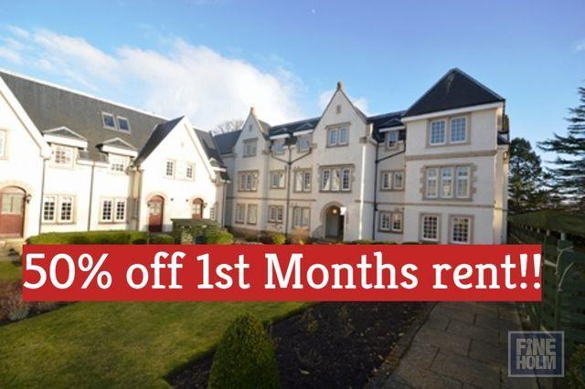 Thumbnail Flat to rent in Mount Alvernia, Edinburgh, Midlothian