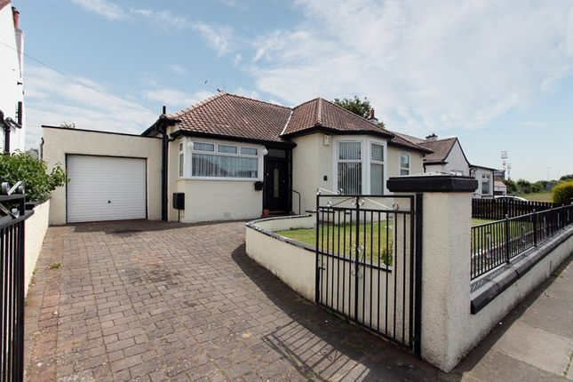 Thumbnail Bungalow for sale in Balwearie Crescent, Kirkcaldy, Fife