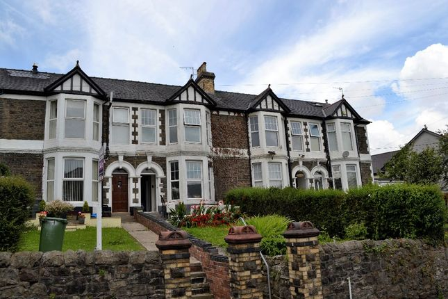 Thumbnail Terraced house to rent in Wainfelin Road, Griffithstown, Pontypool