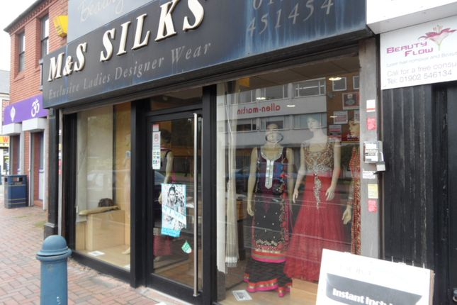 Retail premises to let in Dudley Road, Blakenhall