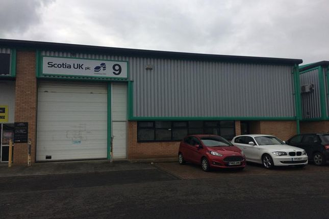 Thumbnail Light industrial for sale in 9 Octavian Way, Team Valley Trading Estate, Gateshead, Tyne And Wear
