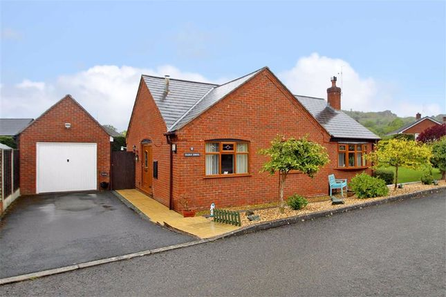 Thumbnail Detached bungalow for sale in Gwelfryn, Llanymynech