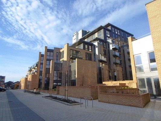 Thumbnail Flat to rent in Myrtle Court, Baltic Avenue, Brentford