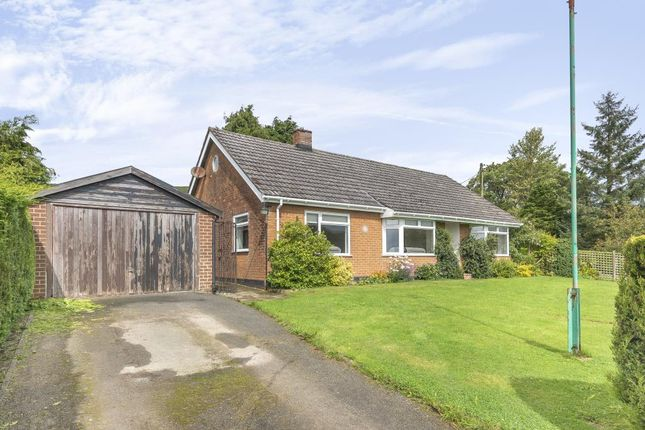 Thumbnail Detached bungalow for sale in Llanbister, Llandrindod Wells