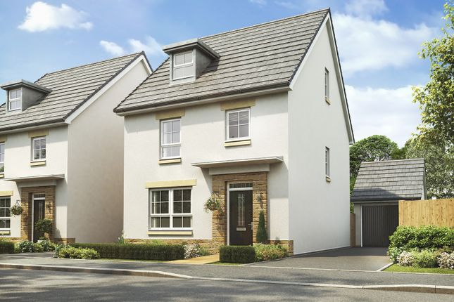 Thumbnail Detached house for sale in Barochan Road, Brookfield, Johnstone