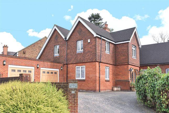 Thumbnail Detached house for sale in Corkscrew Hill, West Wickham