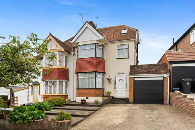 4 bed semi-detached house for sale in Millsmead Way, Loughton IG10