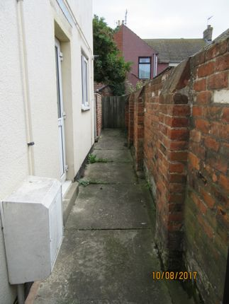 External Front of Tennyson Road, Lowestoft NR32