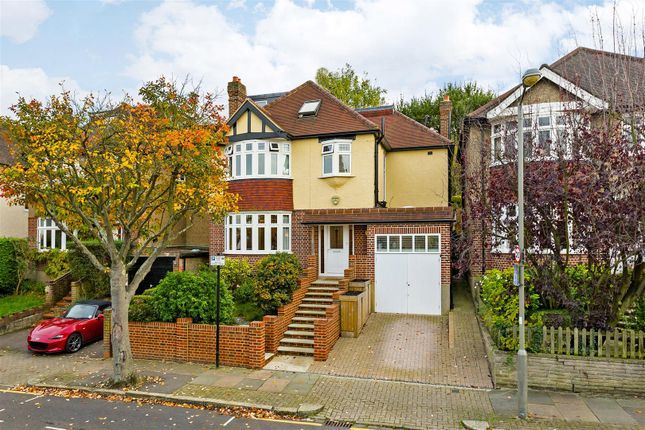Thumbnail Detached house for sale in Skeena Hill, London