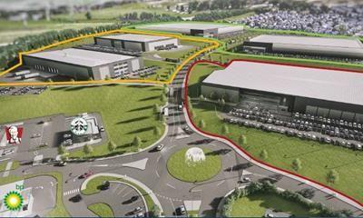 Light industrial to let in Design & Build @ Frontier Park, Blackburn, Lancashire