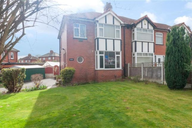 Thumbnail Semi-detached house for sale in Swerdna, Ring Road, Bramley, Leeds