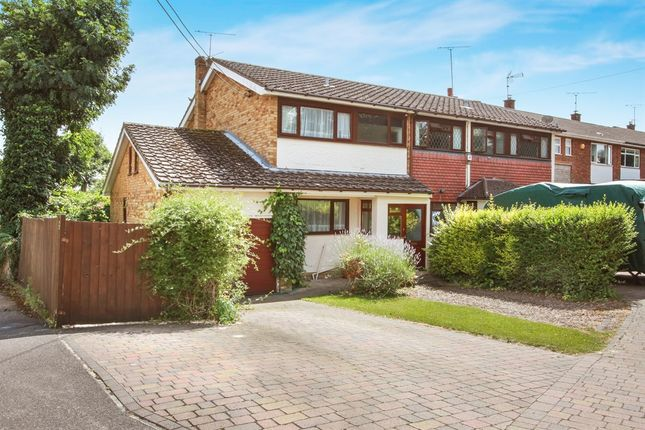 Thumbnail Semi-detached house for sale in Beehive Chase, Hook End, Brentwood