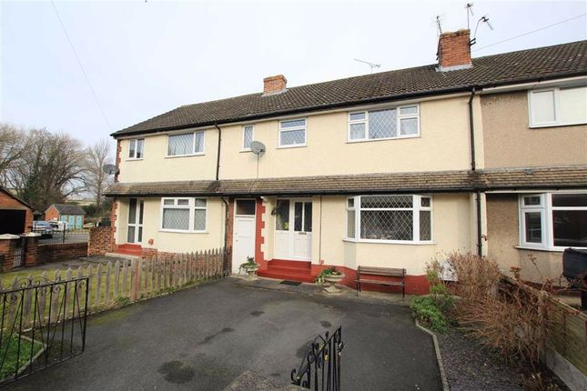 Thumbnail Terraced house for sale in The Meadows, Flint, Flintshire