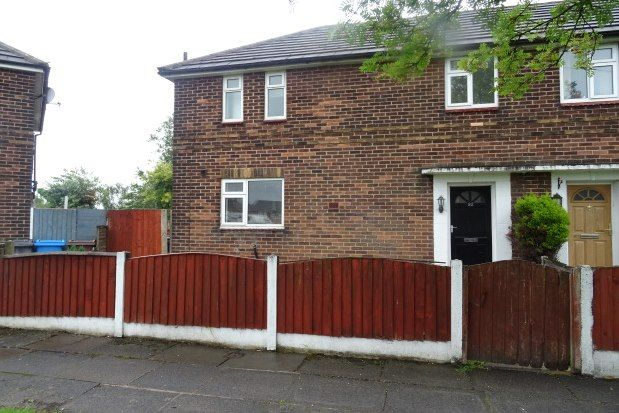 Thumbnail Terraced house to rent in Falcon Crescent, Manchester