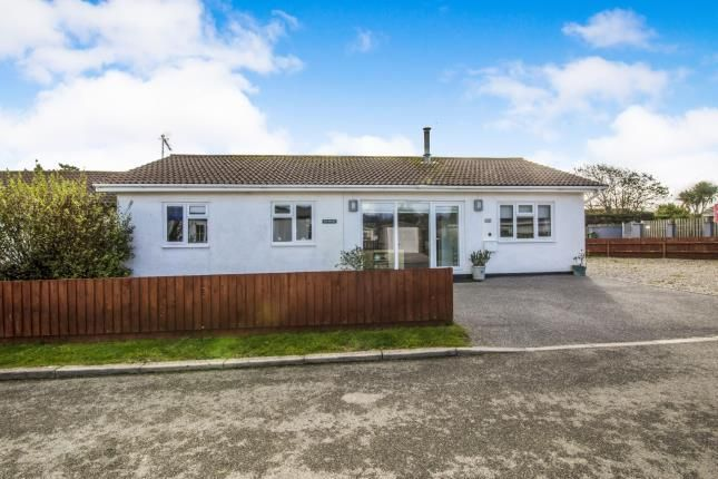 Thumbnail Bungalow for sale in St Merryn, Padstow, Cornwall
