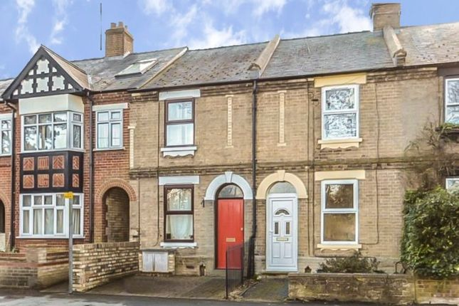 Thumbnail Terraced house to rent in Burwell Road, Exning, Newmarket