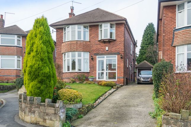 Thumbnail Detached house for sale in Hurlingham Close, Sheffield