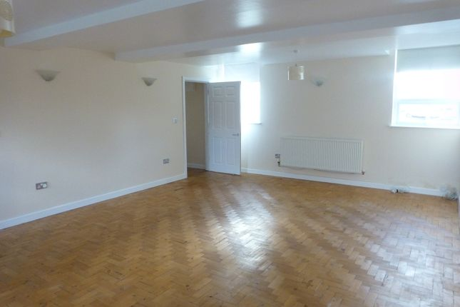 Lounge of Elim Chapel, Ammanford, Carmarthenshire. SA18