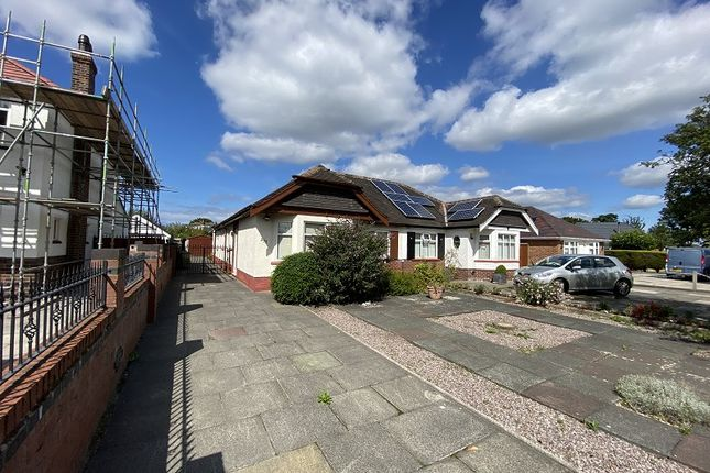 Thumbnail Semi-detached bungalow to rent in Preston New Road, Southport, Merseyside.