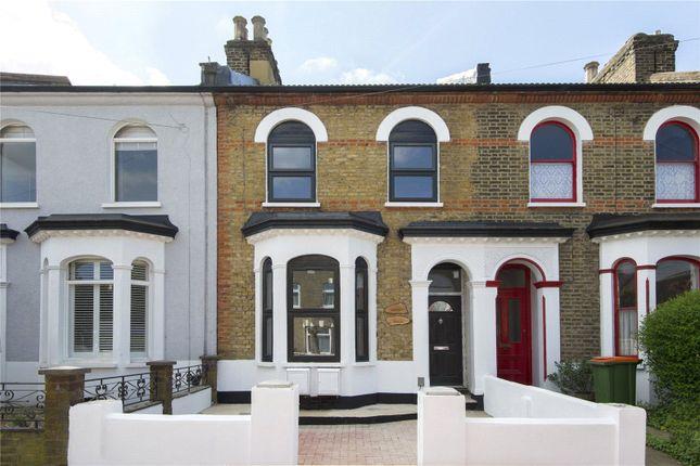 Thumbnail Flat for sale in Sebert Road, London