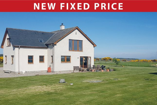 Thumbnail Detached house for sale in Upper Muiryden, Fortrose
