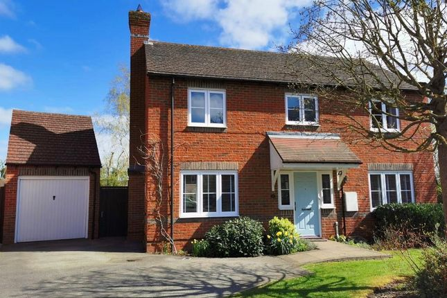 Detached house for sale in Deadmans Lane, Greenham, Thatcham