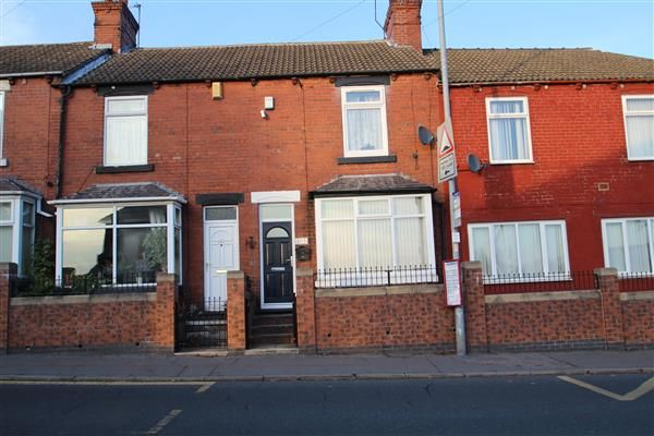Thumbnail Terraced house to rent in Barnsley Road, South Elmsall, Pontefract