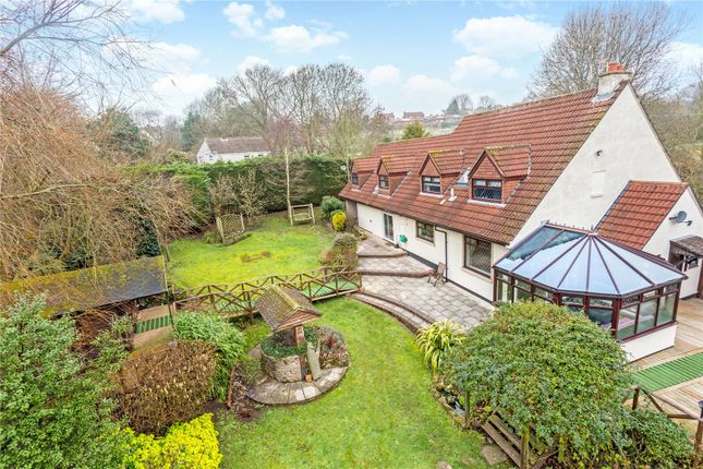 Thumbnail Detached house for sale in Hollyguest Road, Hanham, Bristol