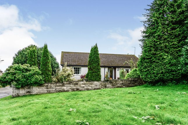 Detached bungalow for sale in Montgomery Place, Buchlyvie, Stirling
