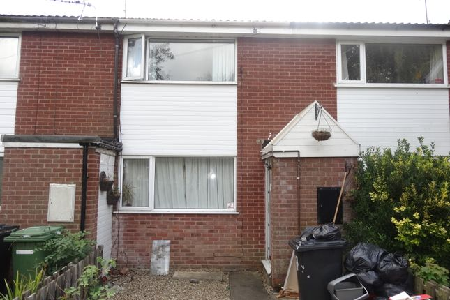 Thumbnail Terraced house to rent in Byron Close, Fleckney