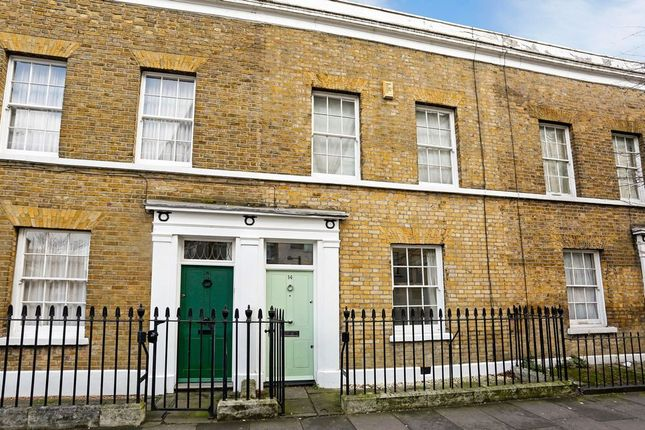 3 bed terraced house for sale in Fairfield Road, London