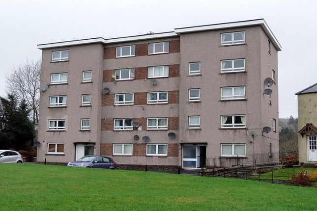 Thumbnail Flat to rent in 37F Oliver Park, Hawick
