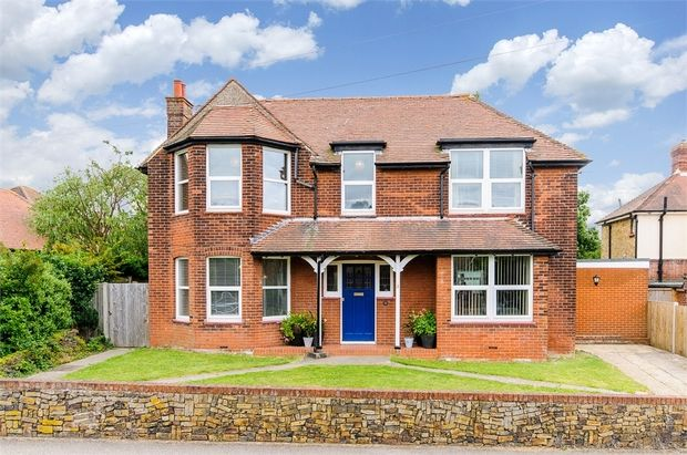 Thumbnail Detached house for sale in Salisbury Avenue, Broadstairs