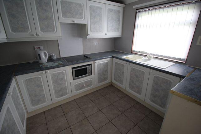 Kitchen of Millbrook Close, Skelmersdale, Lancashire WN8