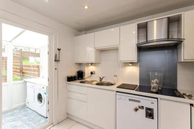Kitchen of Egilsay Place, Milton, Glasgow G22