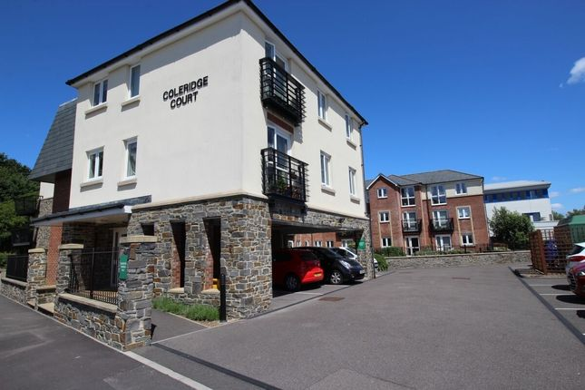 Thumbnail Flat for sale in Coleridge Vale Road North, Clevedon