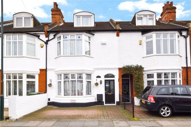 Thumbnail Terraced house for sale in Ethronvi Road, Bexleyheath, Kent