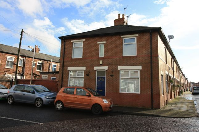 Thumbnail Semi-detached house to rent in Burnfield Road, Stockport