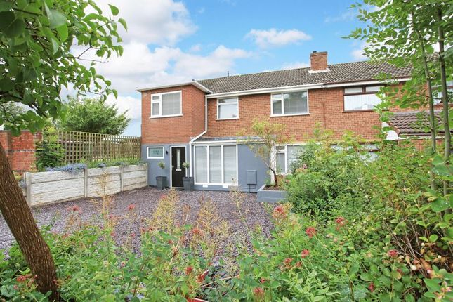 Thumbnail Semi-detached house for sale in 172 Haybridge Road, Wellington, Telford