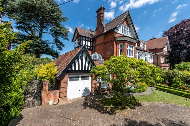 Thumbnail Semi-detached house for sale in Park Road, Ipswich