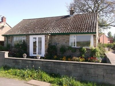 Thumbnail Detached bungalow for sale in Glebe Terrace, Scorton